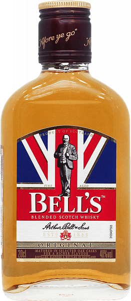 Bell's Original Blended Scotch Whisky , 0.2л