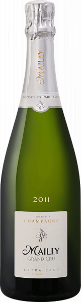 Mailly Grand Cru Extra Brut Millesime Champagne АОС, 0.75л