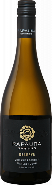 Rapaura Springs Chardonnay Reserve Marlborough, 0.75л